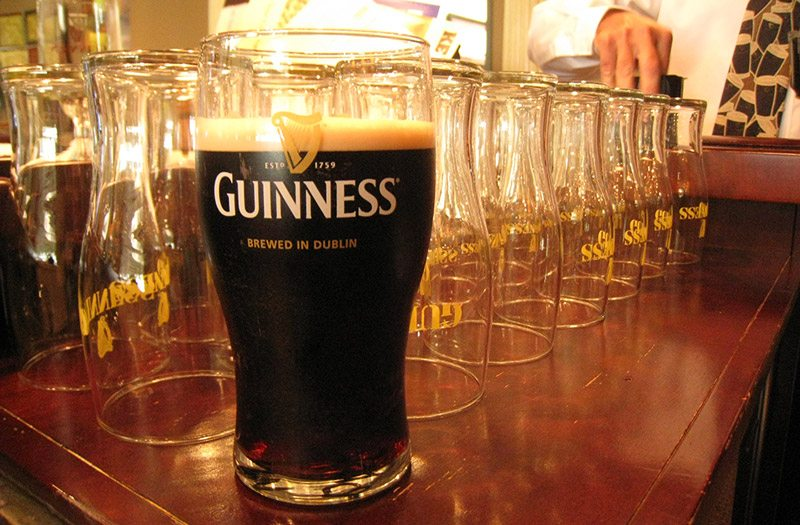 1991-Guinness Import Company hires SLG to manage keg logistics
