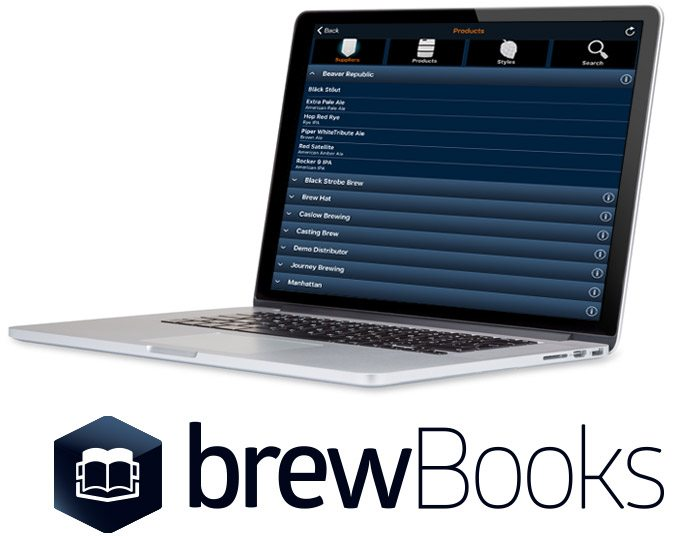 brewBooks Software