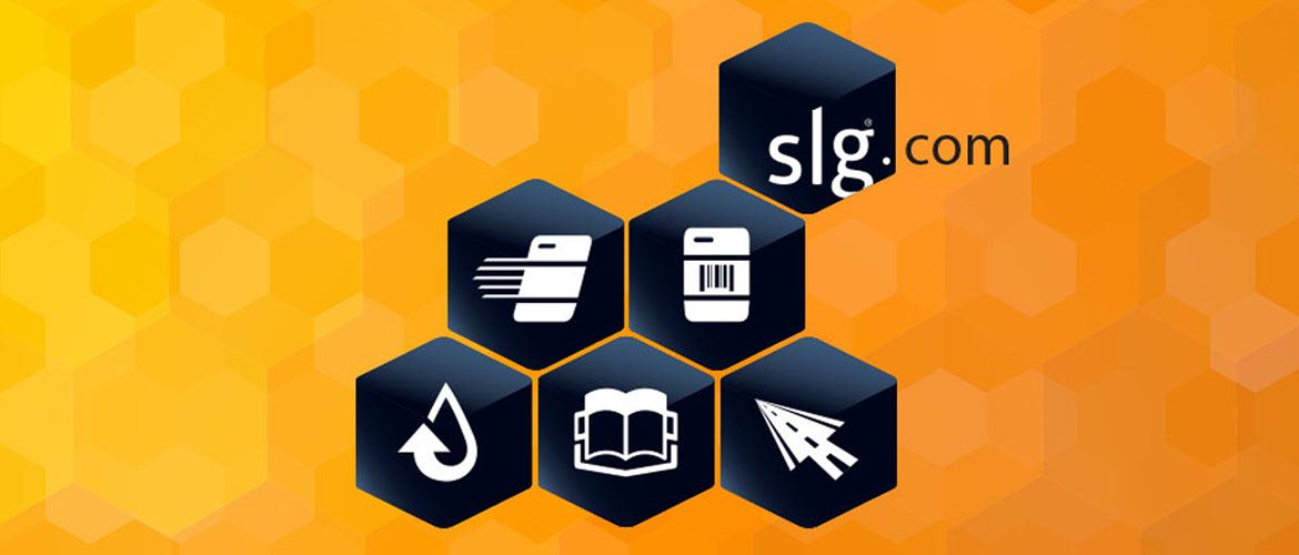 Introducing: SLG's Brand New Look